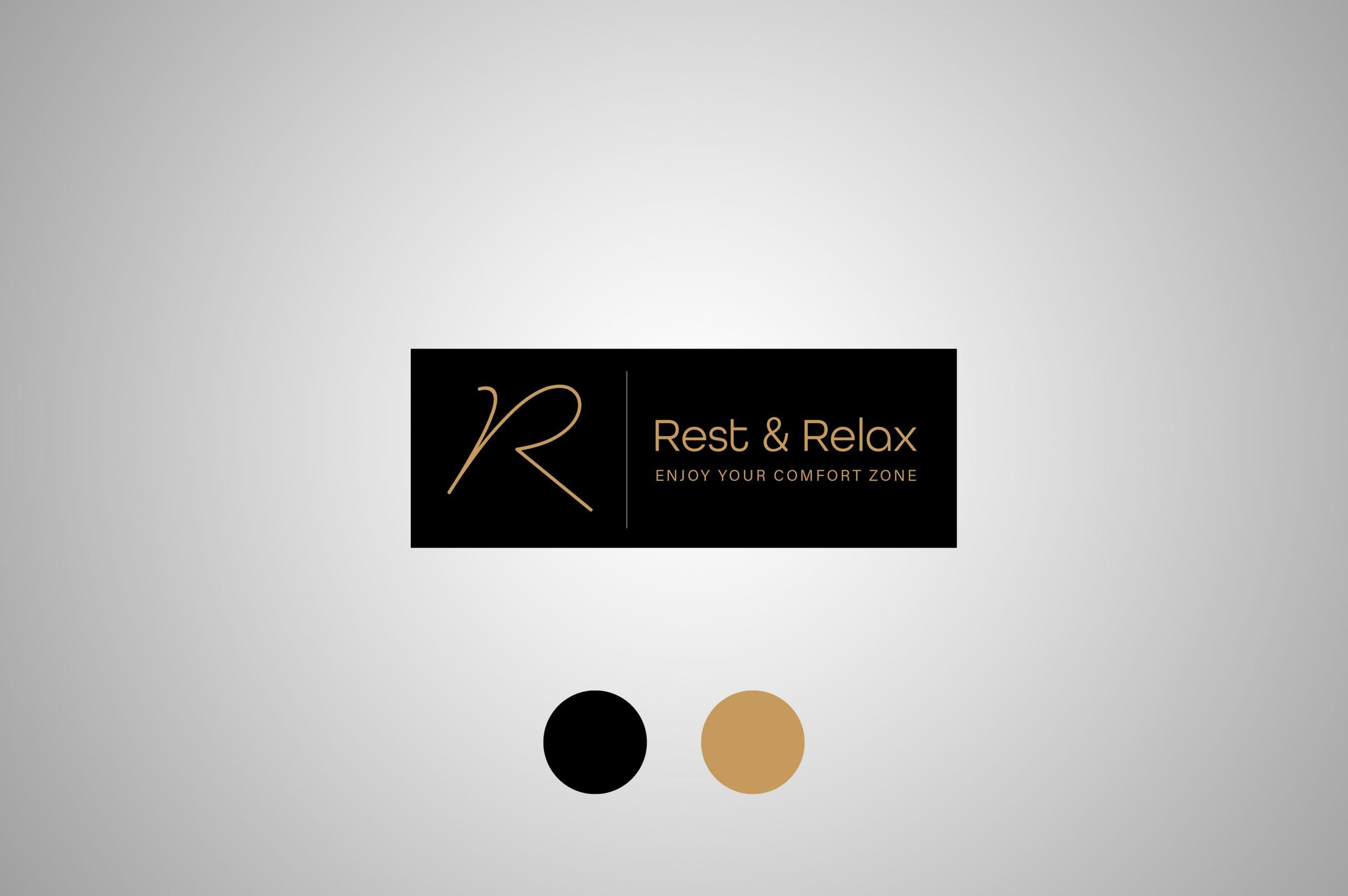 עיצוב לוגו רסט רילקס